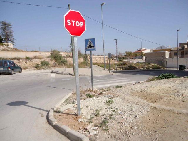 Se abren al tráfico el Callejón de la Calle Valle del Guadalentín y la vía Extremadura tras las obras de renovación de la red y acometidas de alcantarillado - 3, Foto 3