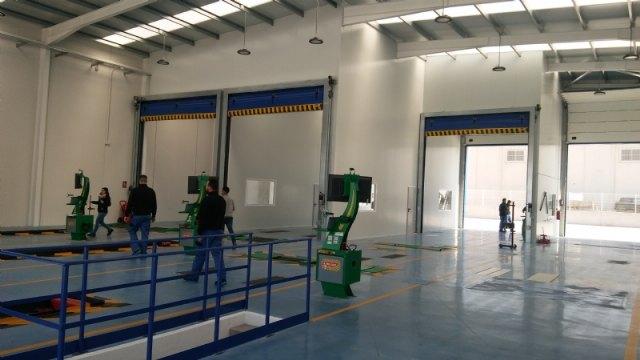 Mañana se inaugura el nuevo servicio de Inspecci�n T�cnica de Veh�culos (ITV) de Totana, Foto 4