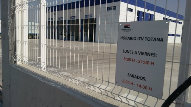 Mañana se inaugura el nuevo servicio de Inspecci�n T�cnica de Veh�culos (ITV) de Totana, Foto 5