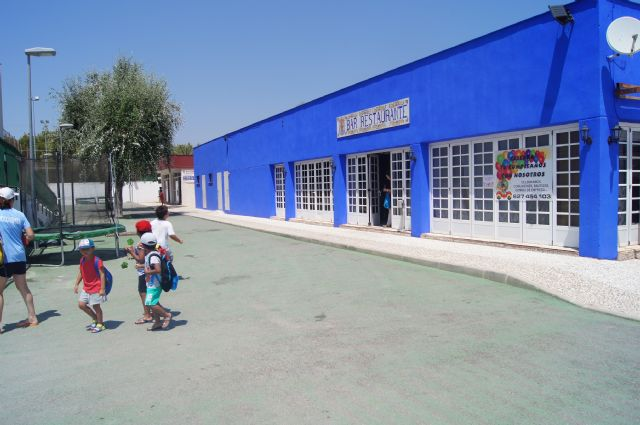 """The contract file for the bar-restaurant service of the municipal sports center """"December 6"""" and the canteen of the Sports Complex """"Valle del Guadalentín"""" begins, Foto 1"""
