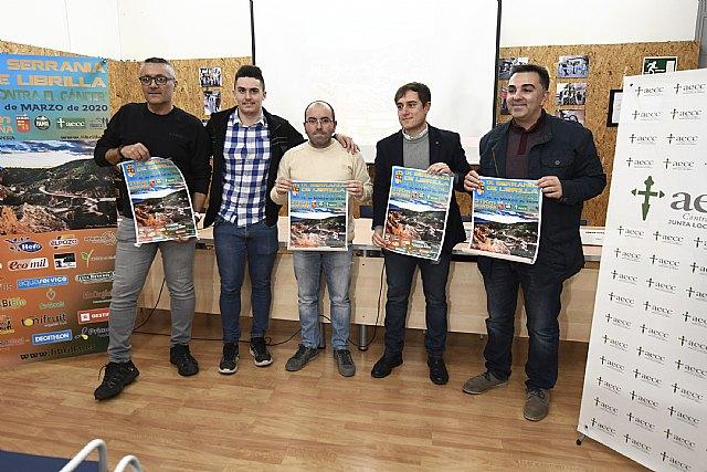 Presentados los IX 21km. Serranía de Librilla - 1, Foto 1