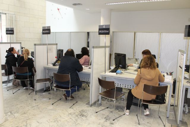 Totana City Council improves citizen service with the implementation of a new system that optimizes user queue management, Foto 4