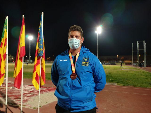 Campeonatos de España Absoluto de Pista Cubierta de Lanzamientos Largos de Menores de Invierno - 1, Foto 1