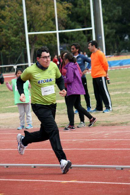 Usuarios del Centro de Día para la Discapacidad Intelectual José Moyá se clasifican para el Campeonato de España de Atletismo - 2, Foto 2