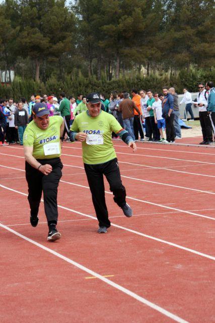 Usuarios del Centro de Día para la Discapacidad Intelectual José Moyá se clasifican para el Campeonato de España de Atletismo - 3, Foto 3