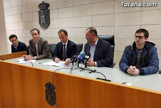 The energy efficiency measures in five municipal buildings in Totana will save 22,500 euros per year, Foto 1