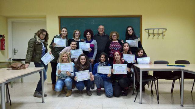 Finaliza el curso de LSE nivel II en Moratalla - 1, Foto 1