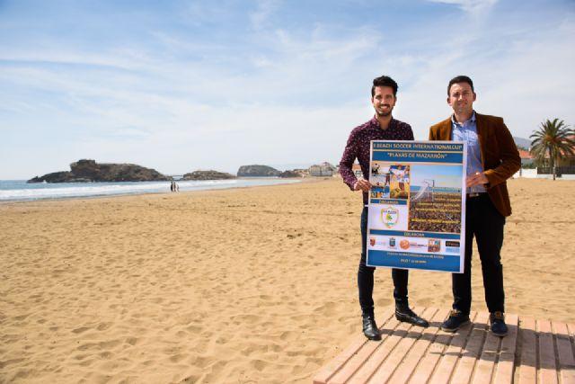 Bahía albergará en semana santa un campeonato internacional de fútbol playa - 1, Foto 1