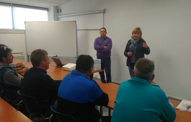 The Oliva Pruning Course is inaugurated in the Local Development Center