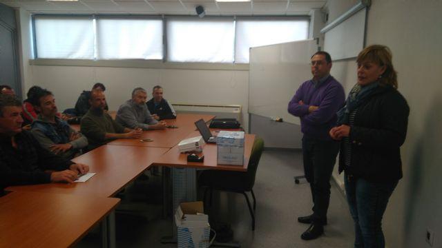 Se inaugura el Curso de Poda del Olivo en el Centro de Desarrollo Local, Foto 3