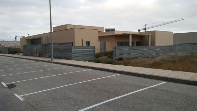Proponen ceder el edificio del Centro de Atención a la Infancia, ubicado en el polígono industrial, a D´Genes