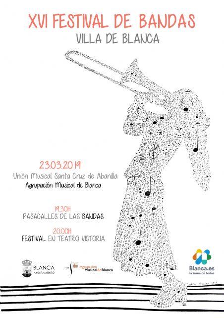 Blanca celebra el XVI Festival de Bandas - 1, Foto 1