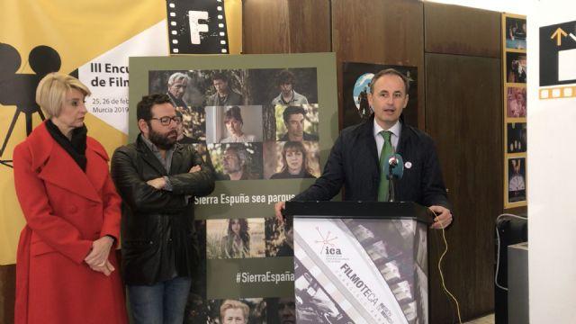 Una veintena de músicos y actores se unen en un video para apoyar la declaración de Sierra Espuña como Parque Nacional