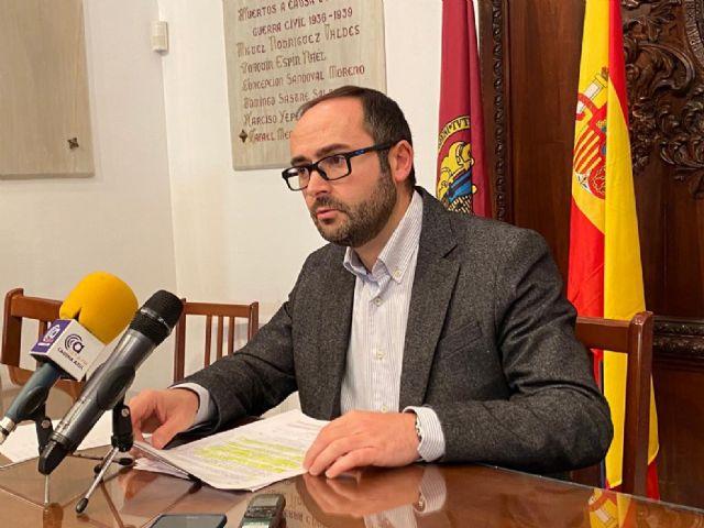 Lorca suspende el cobro del ´sello del coche´ y de todas las tasas municipales durante el Decreto de Estado de Alarma - 1, Foto 1