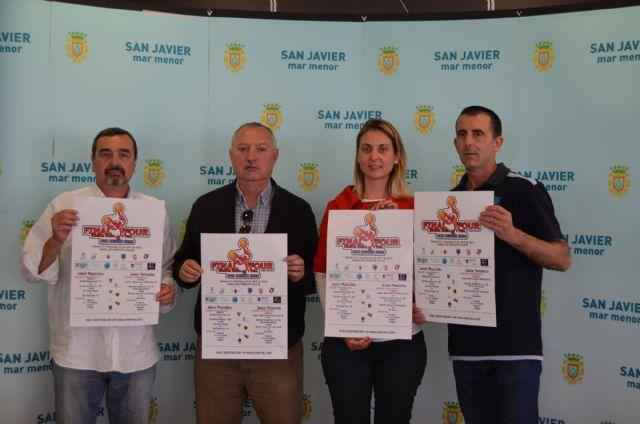 Los ocho mejores equipos de baloncesto junior de la Región disputan este fin de semana la Final Four en San Javier - 1, Foto 1