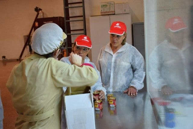 The Director General of Trade and Crafts visit COATO, Foto 4