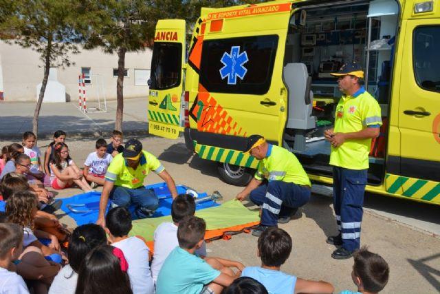 Se adjudica el Servicio Sanitario para Eventos Municipales a la mercantil Ambulancias de Lorca, SC, Foto 1