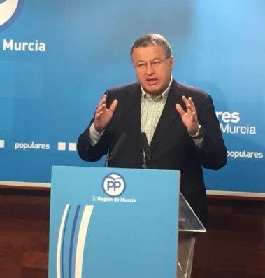 Bernabé: La Región de Murcia lidera todos los rankings nacionales de recuperación económica - 1, Foto 1