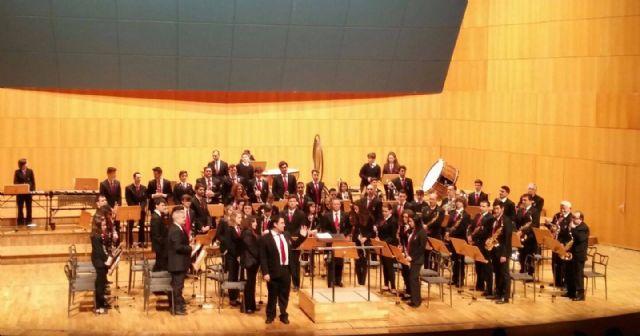 El ciclo 'Bandas en el Auditorio' recibe el domingo a las agrupaciones de Molina de Segura y Jumilla - 1, Foto 1