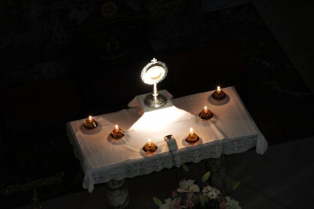 IX Aniversario de la Capilla de Adoración Perpetua del Palacio Episcopal de Murcia - 2, Foto 2