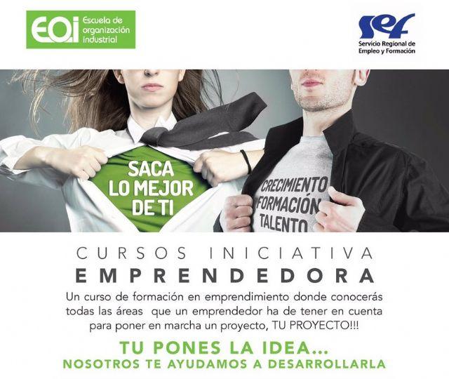 Un programa de la Comunidad fomentará el espíritu emprendedor de 300 jóvenes que no estudian ni trabajan - 1, Foto 1