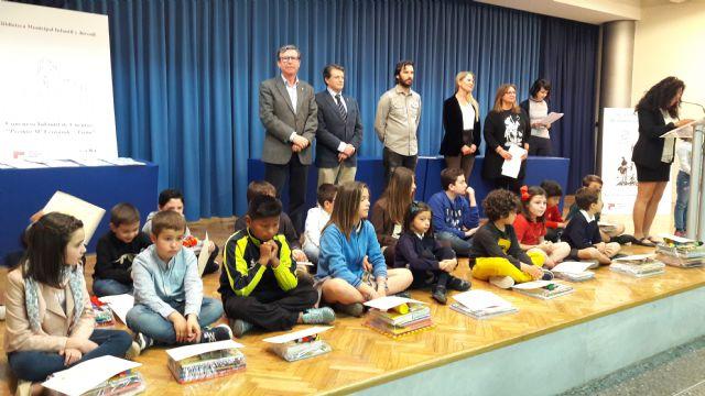 Más de 1.420 narraciones han participado en el XXXII Concurso Infantil de Cuentos Premio Mª Fernández-Luna para alumnos de Educación Infantil y Primaria - 1, Foto 1