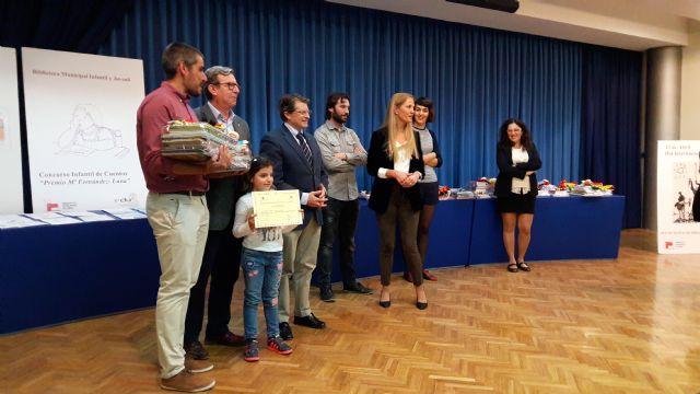 Más de 1.420 narraciones han participado en el XXXII Concurso Infantil de Cuentos Premio Mª Fernández-Luna para alumnos de Educación Infantil y Primaria - 2, Foto 2