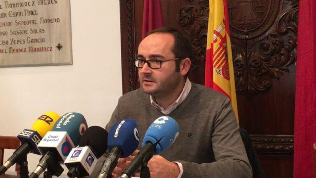 El PSOE quiere impulsar una Ordenanza para cobrar tasas a las compañías eléctricas por la ocupación del terreno municipal en Lorca - 1, Foto 1