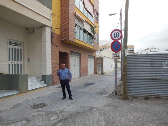 IU-V solicita mejoras urgentes para el callejón de los frailes - 3, Foto 3