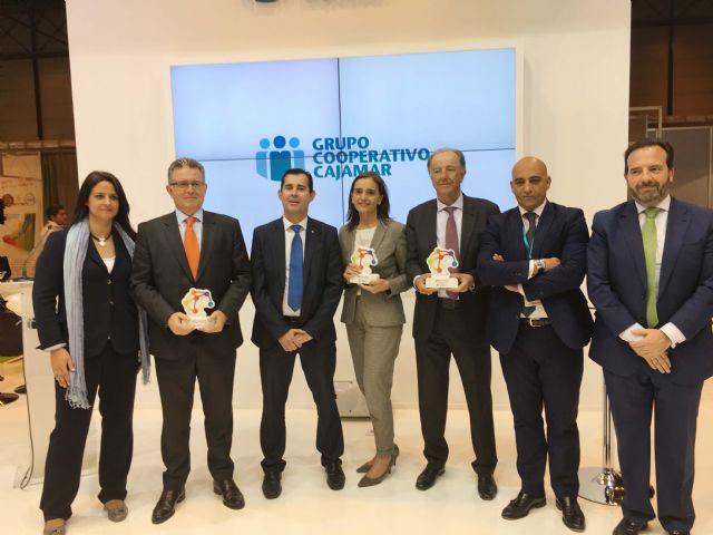 El Grupo Cooperativo Cajamar entrega reconocimientos por el apoyo a la franquicia - 1, Foto 1
