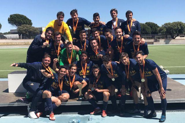 La UCAM recupera el trono del fútbol universitario - 1, Foto 1