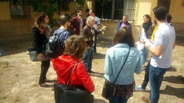 Arquitectos visitan el Centro Cívico de Roldán - 2, Foto 2