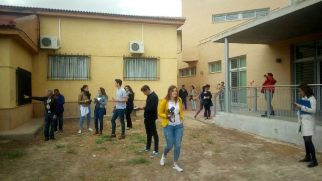 Arquitectos visitan el Centro Cívico de Roldán - 3, Foto 3