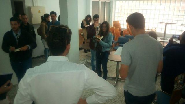 Arquitectos visitan el Centro Cívico de Roldán - 4, Foto 4