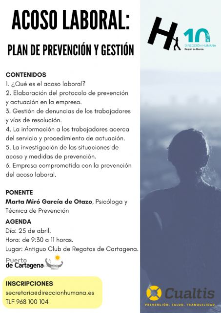 Dirección humana y cualtis analizarán el plan de prevención y gestión del acoso laboral - 1, Foto 1