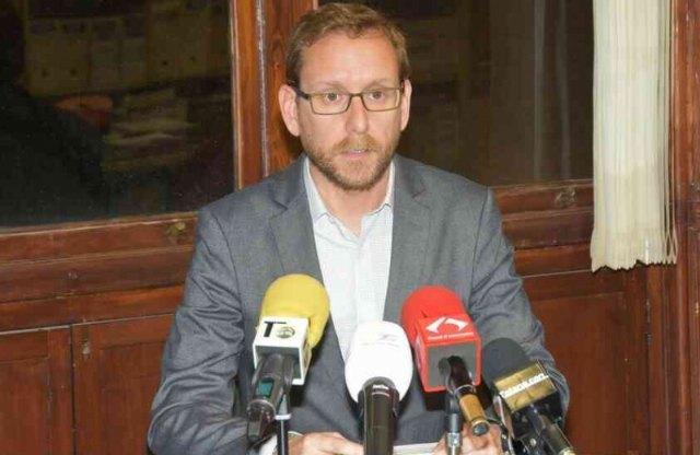 El concejal de Urbanismo exime al Ayuntamiento de la modificación del nuevo trazado del AVE a su paso por Totana