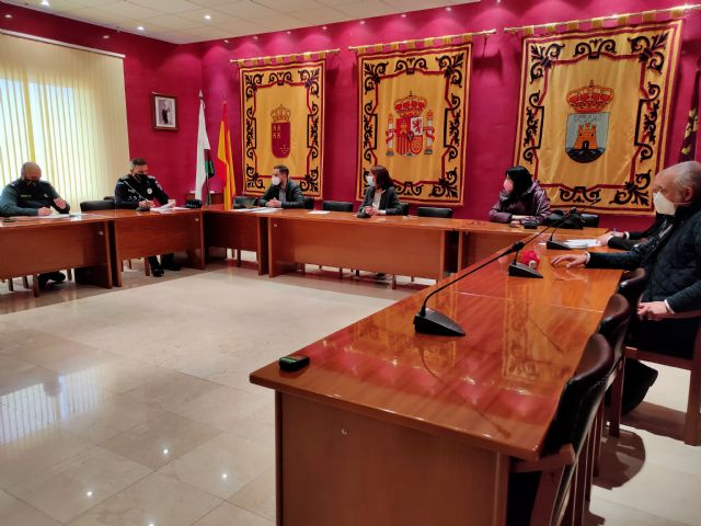 Junta Local de Seguridad San Marcos 2021 - 2, Foto 2