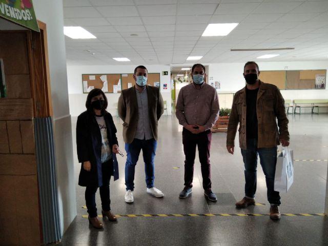 Los Alcázares contará con medidores de CO2 en aulas de sus colegios e instituto - 1, Foto 1