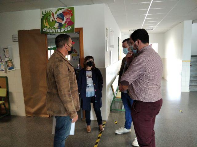 Los Alcázares contará con medidores de CO2 en aulas de sus colegios e instituto - 2, Foto 2