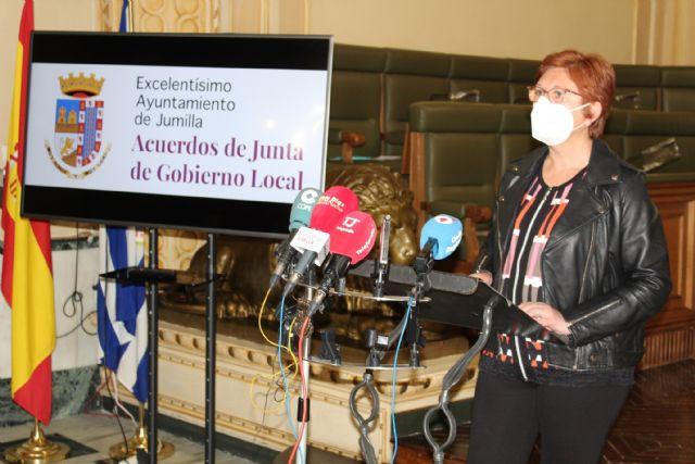 La Junta de Gobierno aprueba la justificación de más de 120.000 euros en subvenciones - 1, Foto 1