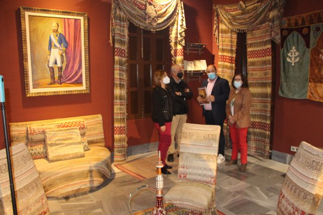 El Museo Barón de Benifayó muestra el mobiliario original de su salón árabe - 1, Foto 1