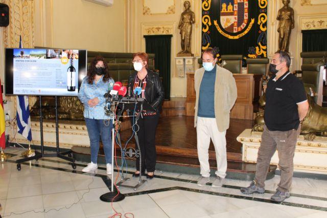 Presentado en Jumilla 'Cuidamos de ti', un programa de paquetes turísticos destinados a profesionales de la salud - 1, Foto 1