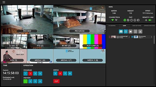 El Auditorio y Palacio de Congresos Mar de Vigo implanta el sistema de producción automática tiivii - 1, Foto 1
