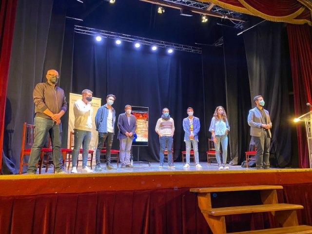 El Teatro Lope de Vega se abre a los artistas muleños con el ciclo Sala de Ensayo - 1, Foto 1