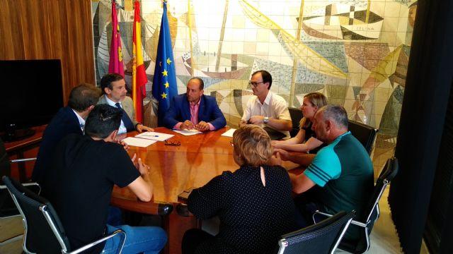 El delegado del Gobierno confirma la incorporación de cuatro nuevos agentes de Guardia Civil al cuartel de Torre Pacheco - 1, Foto 1