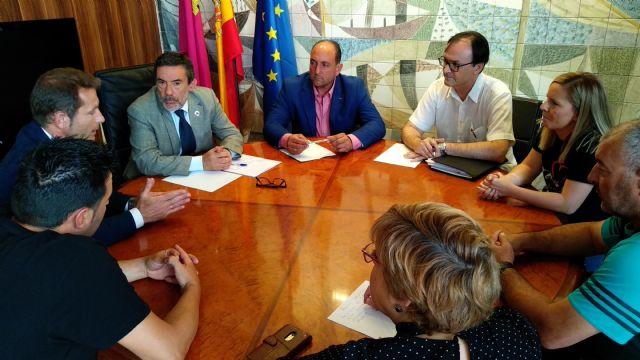 El delegado del Gobierno confirma la incorporación de cuatro nuevos agentes de Guardia Civil al cuartel de Torre Pacheco - 2, Foto 2