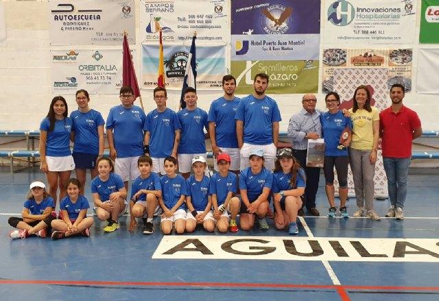 Clausura de la liga interescuelas regional 2019