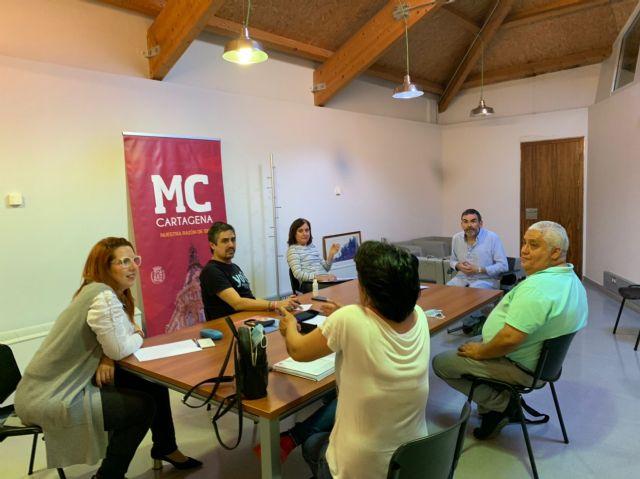MC Cartagena reclama un plan de desescalada del transporte público - 1, Foto 1