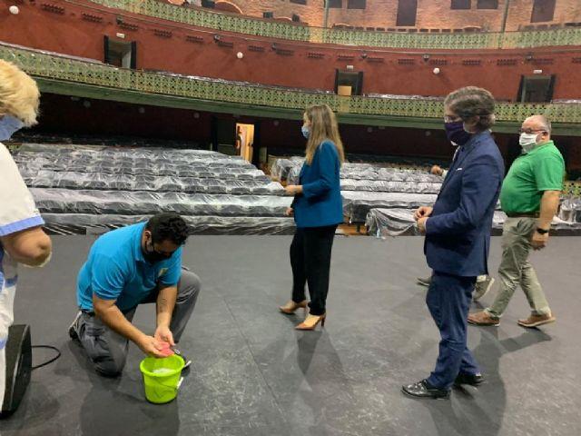 El Teatro Circo se prepara para acoger mañana el Festival 20:01, que se retransmitirá por streaming - 1, Foto 1