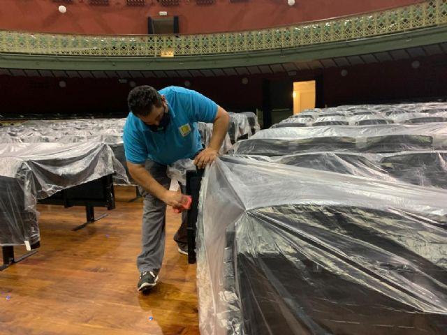 El Teatro Circo se prepara para acoger mañana el Festival 20:01, que se retransmitirá por streaming - 2, Foto 2